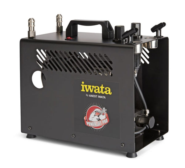 Iwata Power Jet Pro 110-120V Airbrush Compressor IS975