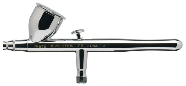 Iwata Revolution HP-CR 0.5mm Gravity Feed Dual Action Airbrush R4500