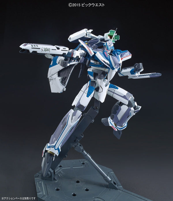 Macross Delta - VF-31J Siegfried (Hayate Immelmann Use) 1/72