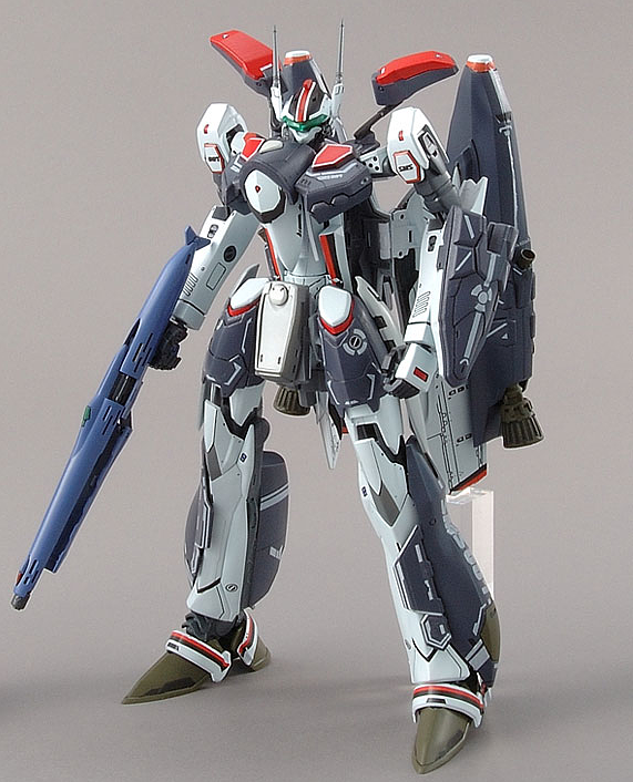 Macross Frontier VF-25F Super Messiah Alto Custom 1/72