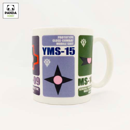 Banpresto 2006 Zeon Unit Special Edition Mug