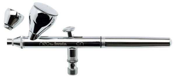 NEO for Iwata CN 0.35mm Gravity Feed Dual Action Airbrush N4500