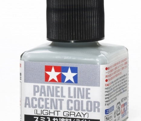 Panel Line Accent Color - Light Gray 87189