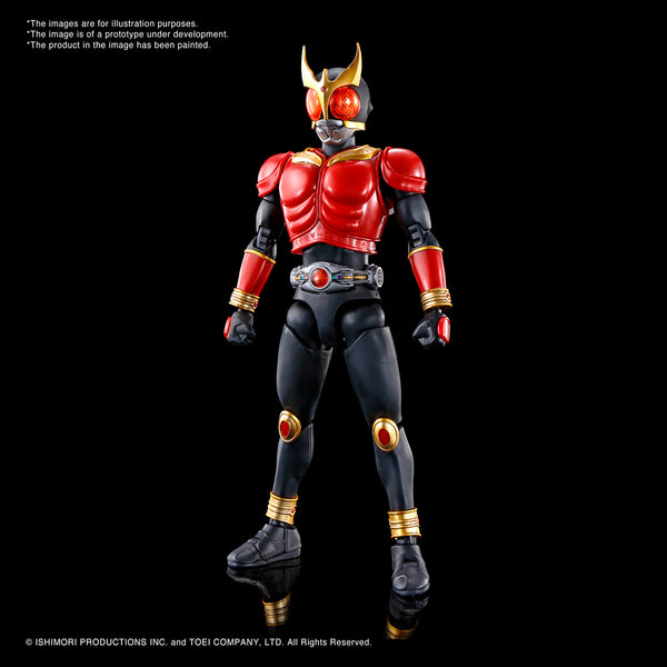 [Pre-Order][ETA APR] FR - Masked Rider Kuuga Mighty Form (Decade Ver.)