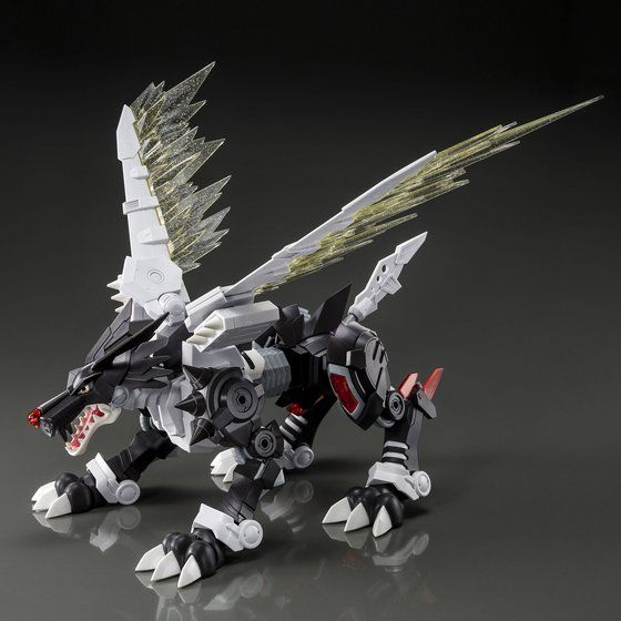 [Pre-Order][ETA Aug] FR Metalgarurumon (Black Ver.)