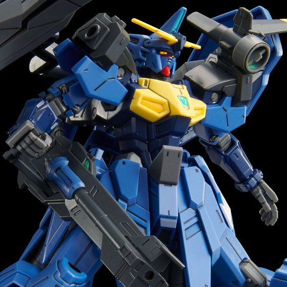 [Pre-Order][ETA July] HGAC Gundam Geminus 02 Land Warfare Heavy Unit Expansion Parts 1/144