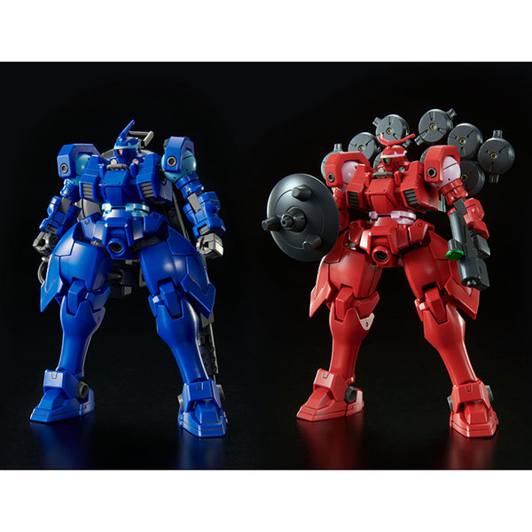 [Pre-Order][ETA Mar 2021] HGAC Vayeate And Mercurius Set 1/144