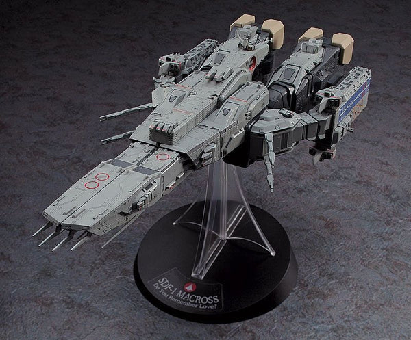 SDF-1 Macross Fortress Warship (The Movie Ver.)