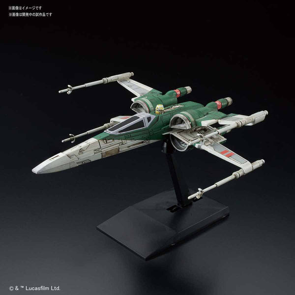 SW - X-Wing Fighter (The Rise of Skywalker) 1/72