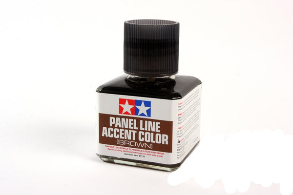 Panel Line Accent Color - Brown 87132