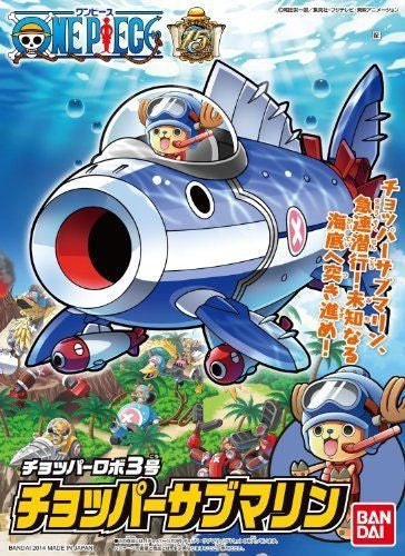 OP - Chopper Robot 3 - Chopper Submarine