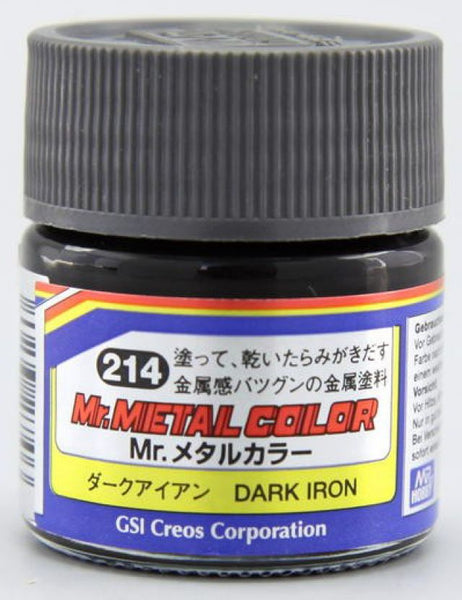 Mr Color Metal Color - MC214 Dark Iron
