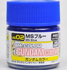 G Color - UG02 MS Blue (Union A.F) - 10ml