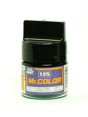 Mr. Color 125 - Cowling Color (Semi-Gloss/Aircraft) C125