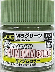 G Color - UG06 MS Green (Zeon) - 10ml