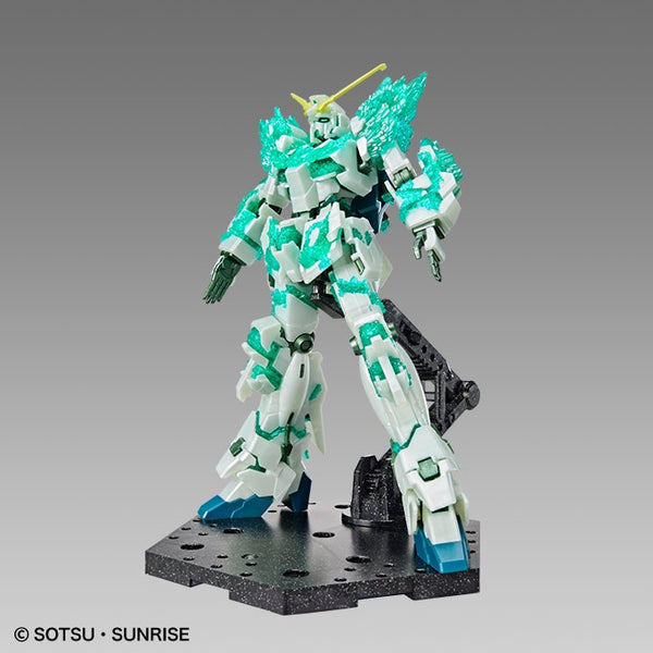 HG Gundam Base Limited  Unicorn Gundam (Crystal of Light) 1/144
