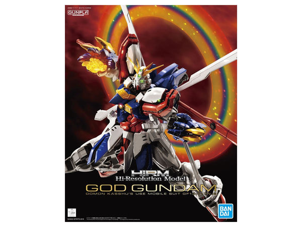 High-Resolution Model God Gundam 1/100