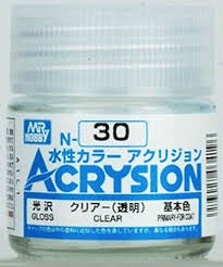 Acrysion N30 - Clear (Gloss/Primary-For Coat)