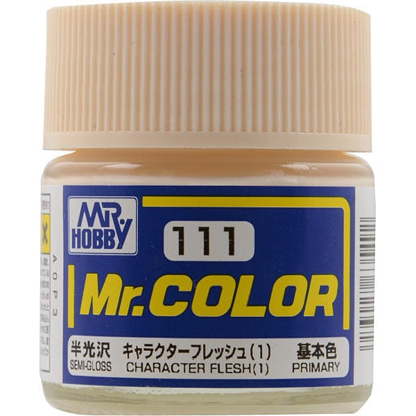 Mr Color 111 - Character Flesh (1) (Semi-Gloss/Primary) C111