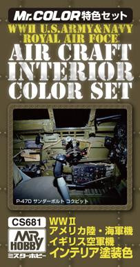 Mr. Color - Interior Color for Aircraft (WW2) CS681