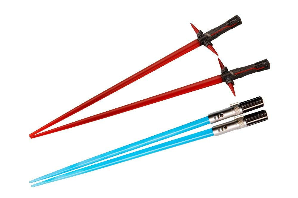 Chopsticks - Kylo Ren & Rey Battle Set
