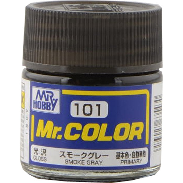 Mr. Color 101 - Smoke Gray (Gloss/Primary Car) C101
