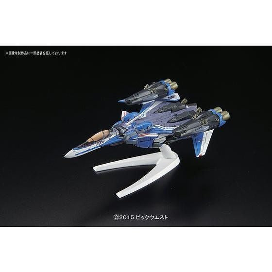 Mecha Collection Macross Delta VF-31J Super Siegfried Fighter Mode (Hayate Immelmann)