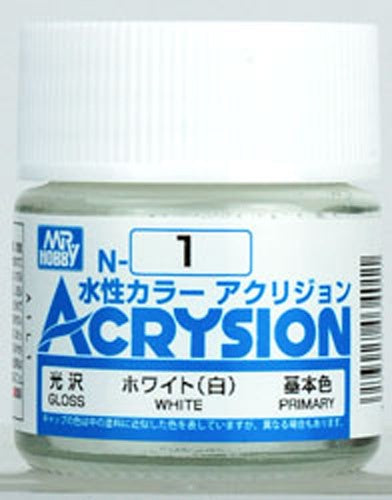 Acrysion N1 - White (Gloss/Primary)