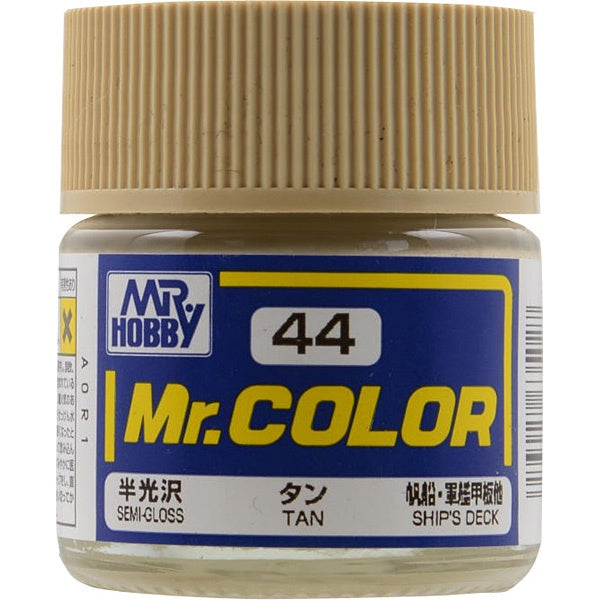 Mr. Color 44 - Tan (Semi-Gloss/Ship) C44