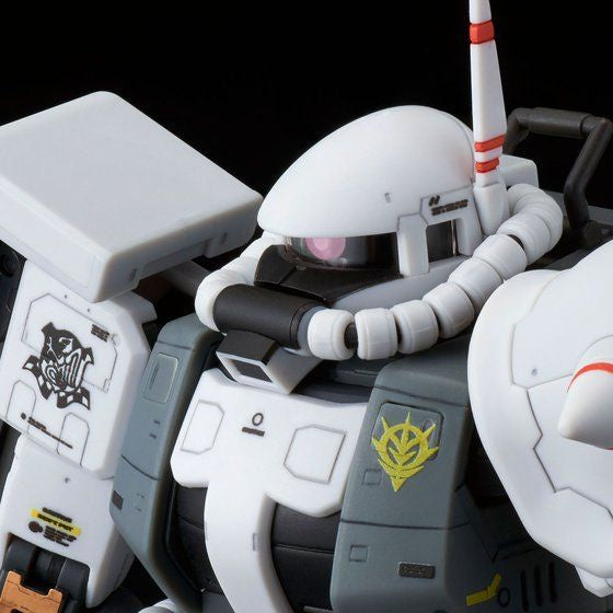 RG MS-06R-1A Eric Manthfield's Zaku II 1/144
