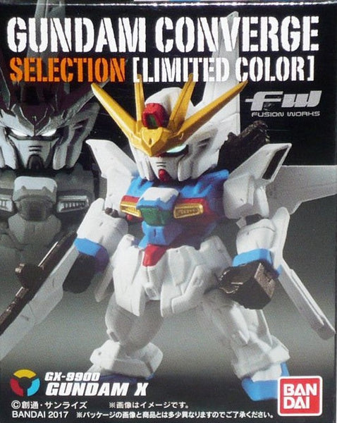 Gundam Converge Gundam X Selection [Limited Color Ver]