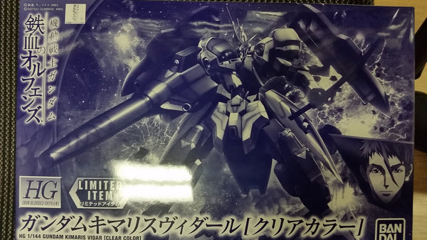 HG Gundam Kimaris Vidar Clear Color 1/144