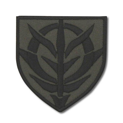 Mobile Suit Gundam Zeon Removable Patch