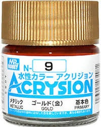 Acrysion N9 - Gold (Metallic/Primary)