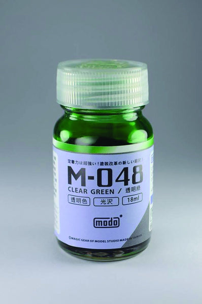 M-048 CLEAR GREEN
