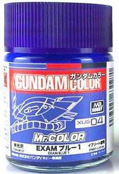 G Color - XUG04 Exam Blue 1