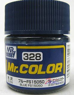 Mr Color 328 - Blue FS15050 (Gloss/Aircraft) C328