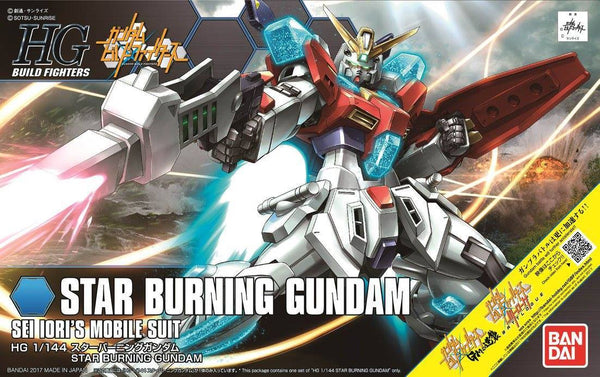 HG 1/144 Star Burning Gundam