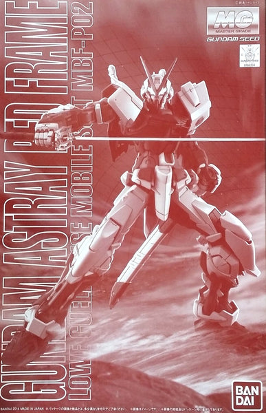 MG Gundam Astray Red Frame Lowe Guele's Use 1/100