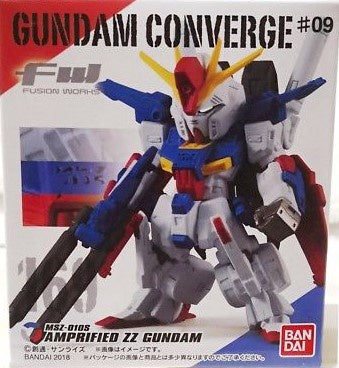 Gundam Converge FW 169 Enhanced ZZ Gundam