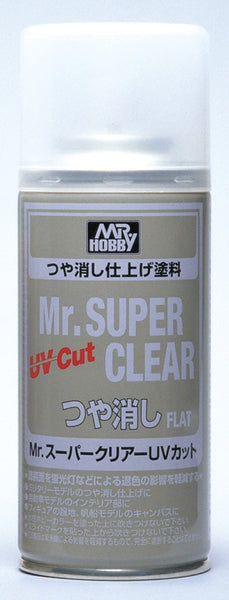 Mr Super Clear UV Cut Flat Can B523