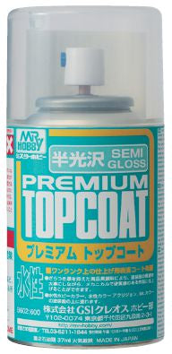 Mr Premium Top Coat Semi-Gloss B602