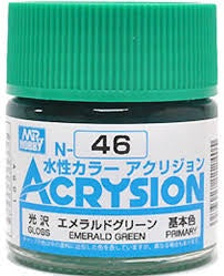 Acrysion N46 - Emerald Green (Gloss/Primary)