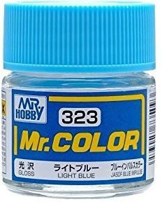 Mr. Color 323 - Light Blue (Gloss/Aircraft) C323