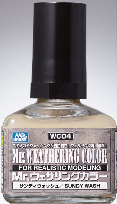 Mr Weathering Color WC04 - Sundy Wash