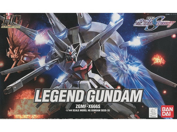 HG #35 Legend Gundam 1/144