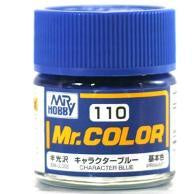 Mr. Color 110 - Character Blue (Semi-Gloss/Primary) C110
