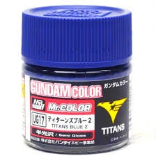 G Color - UG17 MS Titans Blue 2 - 10ml