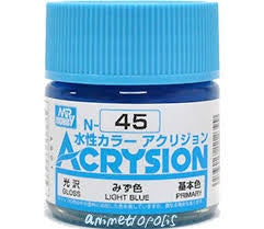 Acrysion N45 - Light Blue (Gloss/Primary)