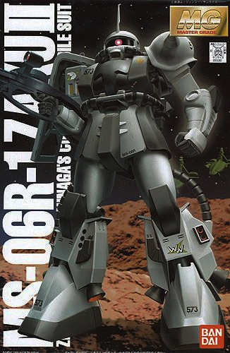MG MS-06R-1 Zaku 2